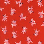Garland Little Deer Red