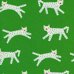 Snow Leopard Green