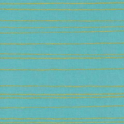 Gold Stripe Aqua
